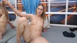 Fantastic Hot Blonde Show Naughty On Webcam