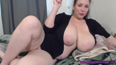 All about her huge boobs, big tits