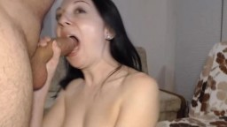 Horny Chick is Loving that Big Cock in Her Cunt