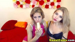 Two Dorms Hotties Satisfying Each Other On Cam