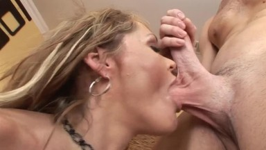 Big ass mature MILF ass fucked by younger lad