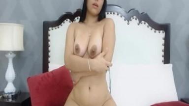 Big Tits Tranny Gets a Non Stop Anal Fuck