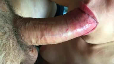 Throbbing Oral Cum in Mouth Creampie Compilation