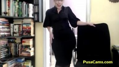 Hot Mature Teacher Online Cam Class