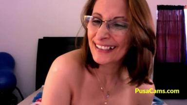 Blonde Russian Slut Enjoys Smoking After Hard DP