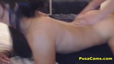 Real Amateur Step Sister What Are you doing Did you Cum in ME