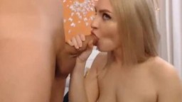 Couple Hot Sex And Blowjob
