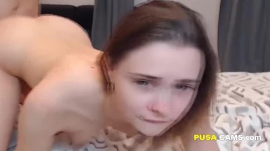 Im too young But Cum inside me Fill my Pussy