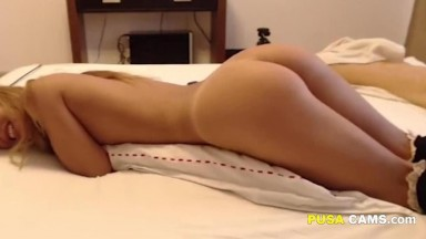 My Step Sister is Perfect Ass Teen doing fcking cams